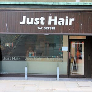 Just Hair Northgate Street Gloucester Four Gates