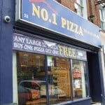 No.1 Pizza Northgate Street Gloucester Four Gates