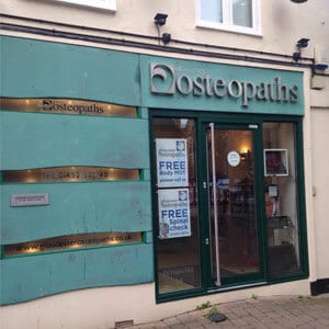 Osteopaths Northgate Street Gloucester Four Gates