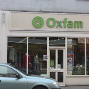Oxfam Norrthgate Street Gloucester Four Gates