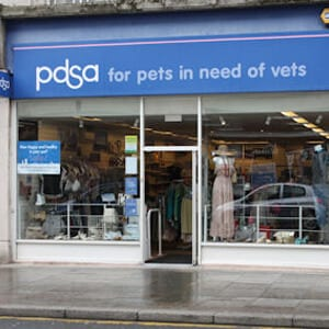 PDSA Northgate Street Gloucester Four Gates