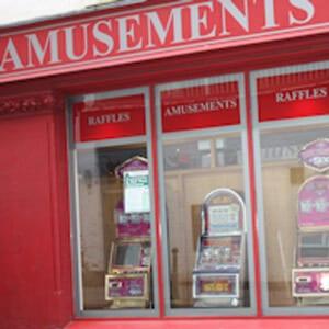 Raffles Amusements Northgate Street Gloucester Four Gates