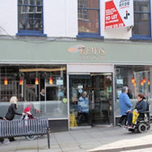 Reids Coffee House Northgate Street Gloucester Four Gates