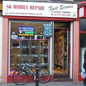 SK Mobile Repair Northgate Street Four Gates