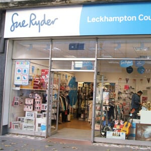 Sue Ryder Care Northgate Street Gloucester Four Gates