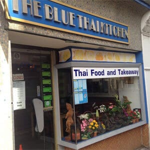 The Blue Thai Kitchen Northgate Street Gloucester Four Gates