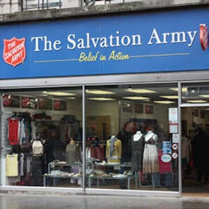 The Salvation Army Northgate Street Gloucester Four Gates