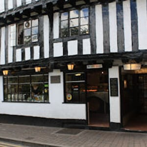 Ye Olde Restaurant & Fish Shoppe Northgate Street Gloucester Four Gates