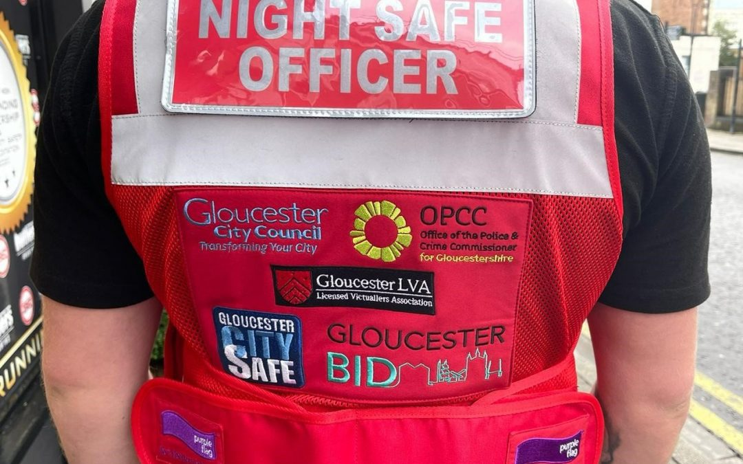 Gloucester's nightlife even safer with the launch of city Night Safe Officers