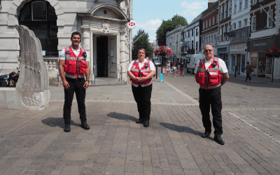 City Protection Officers – Monthly Report July 2021