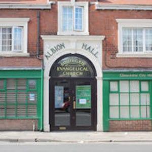 Albian Hall Southgate Street Gloucester Four Gates