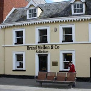 Brand Mellon & Co. Southgate Street Gloucester Four Gates