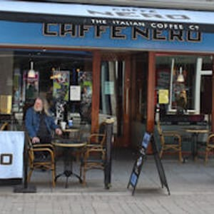 Caffe Nero Southgate Street Gloucester Four Gates