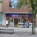 Card Market Southgate Street Gloucester Four Gates