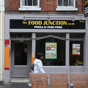 Food Junction Southgate Street Gloucester Four Gates