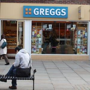 Greggs Southgate Street Gloucester Four Gates