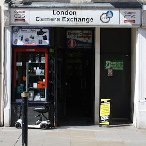 London Camera Exchange Southgate Street Gloucester Four Gates