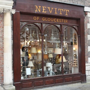 Nevitt Lighting Southgate Street Gloucester Four Gates