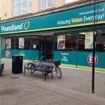 Poundland Southgate Street Gloucester Four Gates