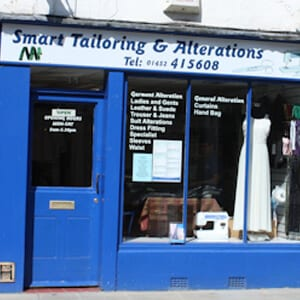 Smart Tailoring and Alterations Southgate Street Gloucester Four Gates
