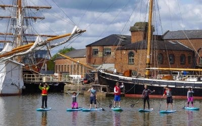SUP Gloucester – Stand Up PaddleBoarding