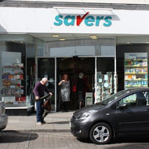 Savers Northgate Street Gloucester Four Gates