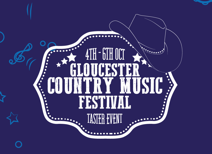 On International Country Music Day, Gloucester announces Country Music Festival Taster Event
