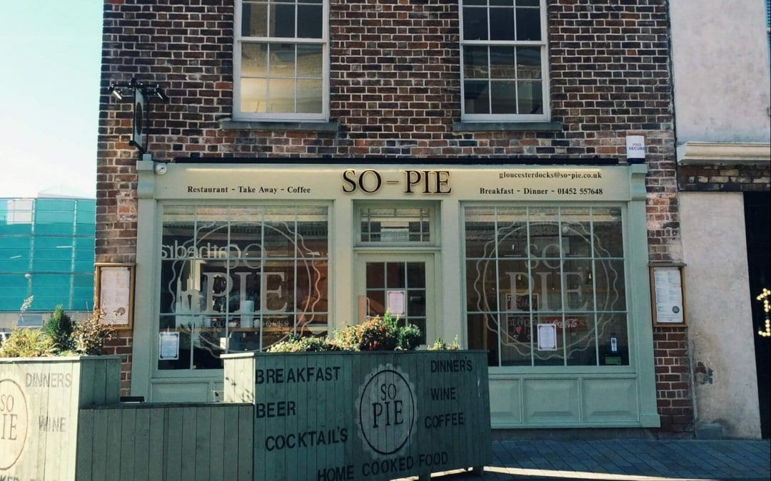 Business in Focus – So Pie Gloucester