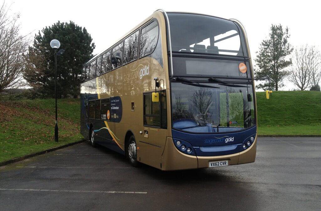 Stagecoach slashes numerous bus services across Gloucestershire