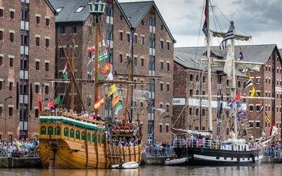 Gloucester sees overnight stays surpass 1 million and 23% more foreign tourists, with more expected in 2020