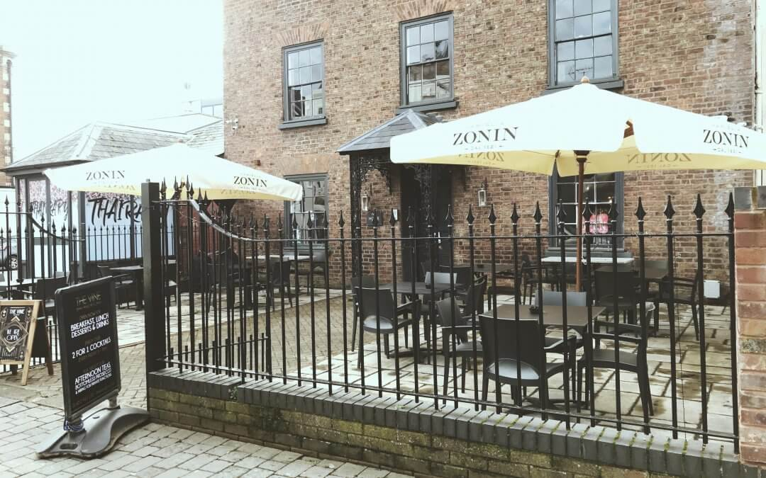 Business in Focus with The Vine Bar & Kitchen