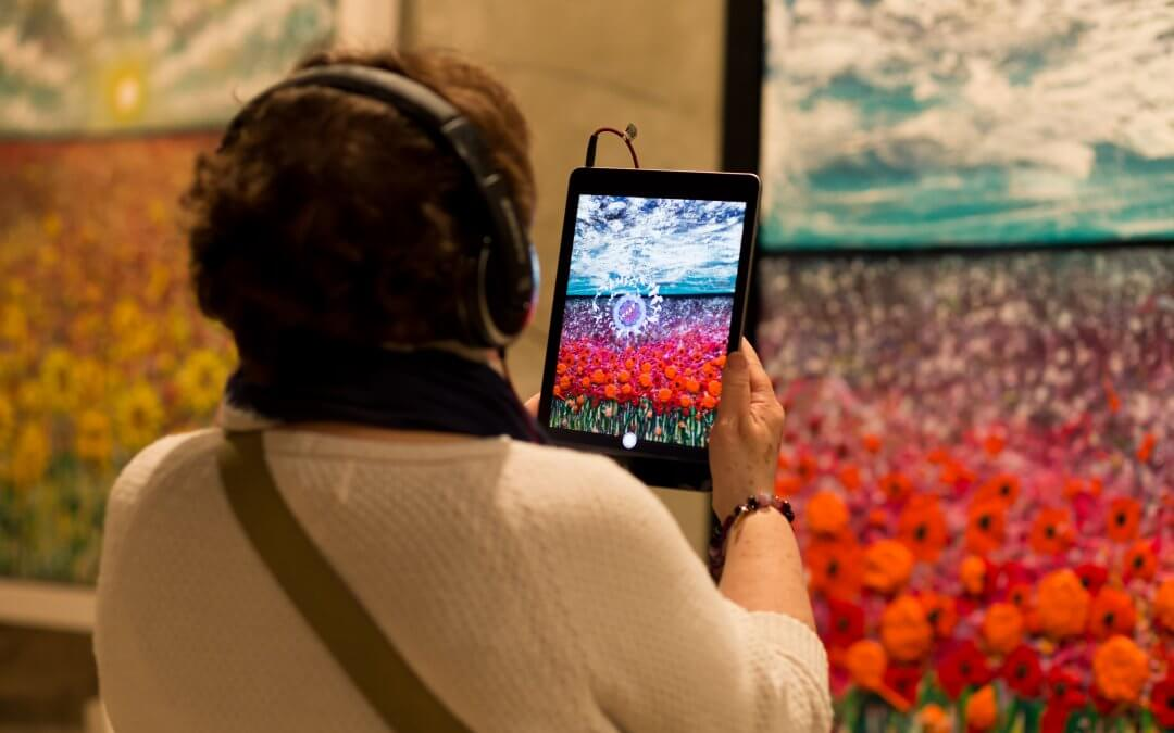 First World War Augmented Reality Art Experience comes to Gloucester on Armistice Day