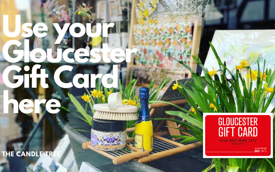 Customers encouraged to spend their Gloucester Gift Cards in new campaign