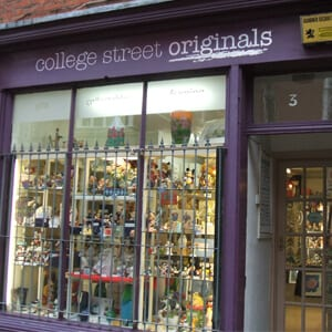 College Street Originals Westgate Street Gloucester Four Gates