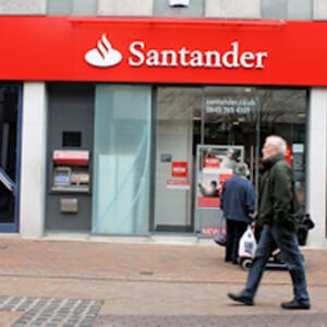Santander Westgate Street Gloucester Four Gates