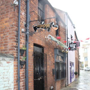 The Long Dog Inn Westgate Street Gloucester Four Gates