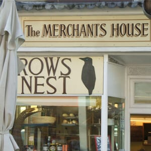 The Crow's Nest Westgate Street Gloucester Four Gates