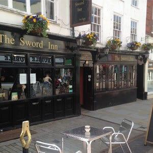 The Sword Inn Westgate Street Gloucester Four Gates