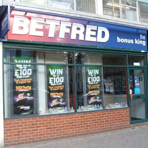 Betfred Westgate Street Gloucester Four Gates