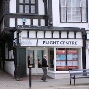 flight centre northgate street four gates gloucester