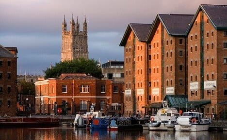 Gloucester's Job Market Growing Faster than London's According to Reports
