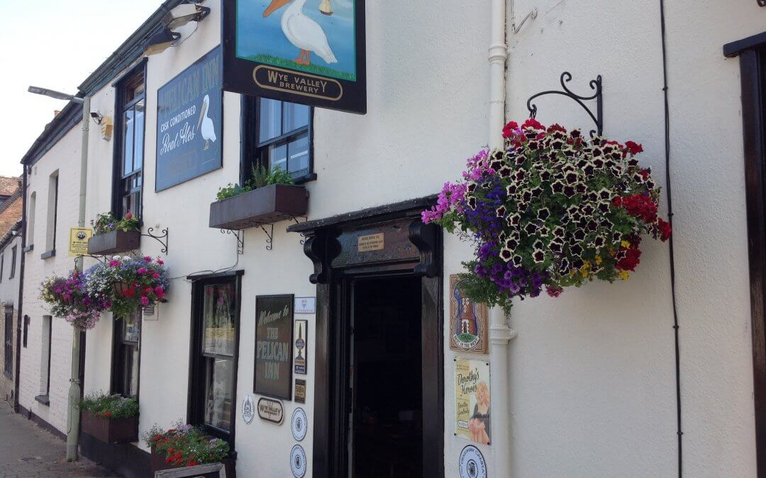 Business in Focus – The Pelican Inn