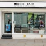 mobile care northgate street four gates gloucester