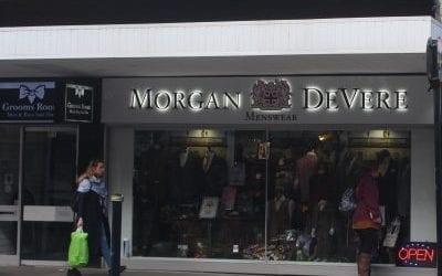 Morgan DeVere