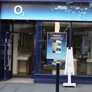 O2 phones northgate street four gates gloucester