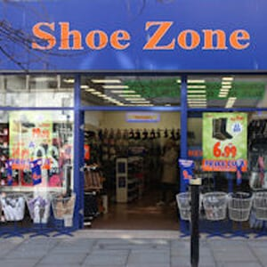 Shoe Zone Northgate Street Gloucester Four Gates