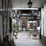 the new inn northgate street four gates gloucester