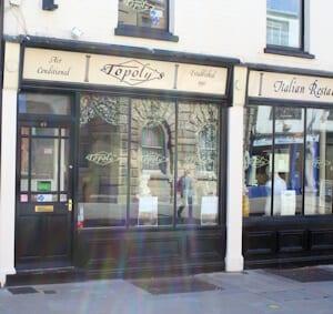 Topoly's Restaurant