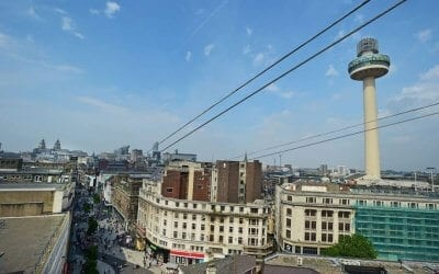 Will you dare to go on the Giant Zip Wire coming to Gloucester City Centre?